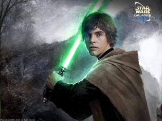 Luke Skywalker by wraithdt