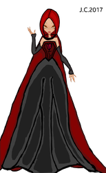 Red rose Design by HeartStorm4ever