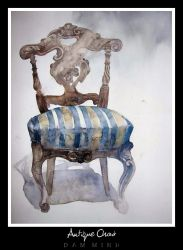 Antique Chair by NiceMinD