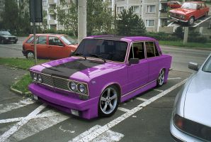 Tuned VAZ-LADA           (CWC) by DmanLT21
