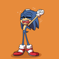 Daily Sonic #6 by DailySonicArt
