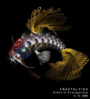 Fractal Fish by StrainedEye