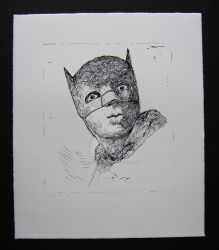 Portrait in a Cowl by thesometimers