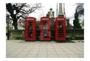 Phone Boxes by michpix