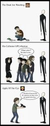 The Slender Man Mythos Part 6: TDAW, HC/APC, AOOE by Expression