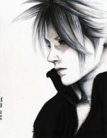 Cloud Strife by DSArq