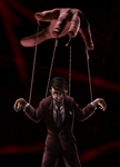 Fear Puppetry by ErinPtah