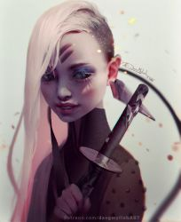 Sword by DangMyLinh