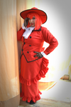 Angelina Durless is Madame Red by WinryRockbellHyuuga