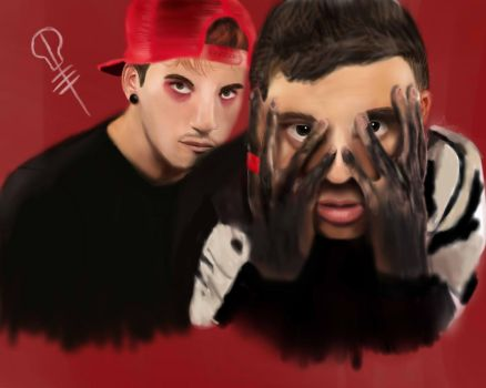 twenty one pilots by LiolfLW