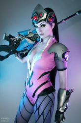Widowmaker - Overwatch by Kinpatsu-Cosplay