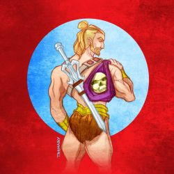 He Man by tremary
