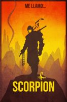 scorpion by albertoo