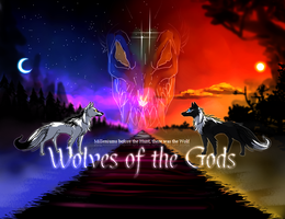 Wolves of the Gods by Ipku