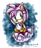 Amy doodle thing by Tanzilla