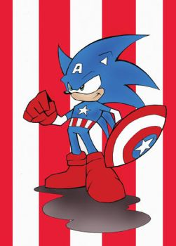 Sonic-America by Billy68