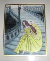 Cinderella's Departure by Sidhe-Etain