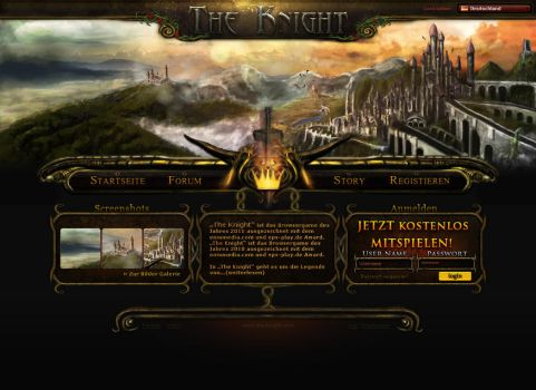 The Knight by phex2005