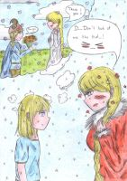 aph: The innocent love of my childhood by LoveEmerald