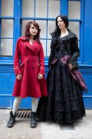 Urban Gothic stock 19 by Random-Acts-Stock