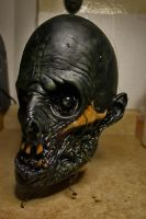 Ghoul mask by Caseylovedesigns