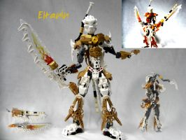 Eltanin: Toa of Light by Glenfoxx