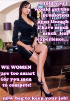 WOMEN are too smart by GirlzRuleOwnFuture