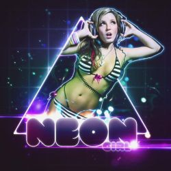 Neon Girl by LuchoD7