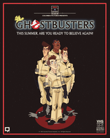 Call The Ghostbusters - Summer 2019 Poster by PL125