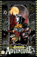 The Castlevania Adventure by whittingtonrhett