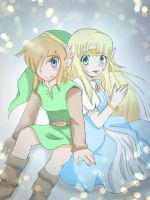 Zelink A Link To The Past by northernlightsky