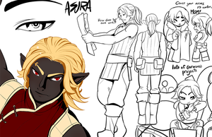Ch52 Asura by drowtales