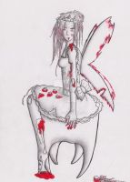 Dawn of  zombie tooth fairies by Alira14