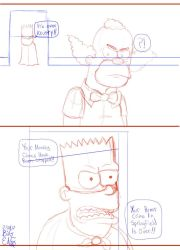 Its Over Krusty! by BiGEd5