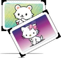 Hello Kitty - Preview icon by 3dera