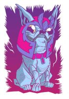 Magneto Terrier by BryanTheEvery