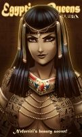 Egyptian Queen by EdgarSandoval