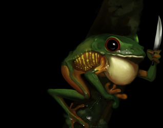 Froggy by Chanrom