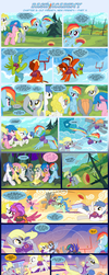 Dash Academy 5- Old Friends, New Friends 11 by SorcerusHorserus