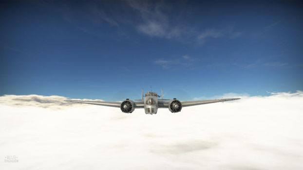 Sailing on the Clouds - BR20 Beauty Shot by bismark236