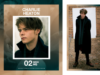 Photopack 29212 - Charlie Heaton by southsidepngs