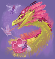 Insectivore by miirshroom