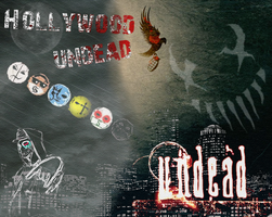 Hollywood Undead Wallpaper_:by noNaFPS by noNaFPS