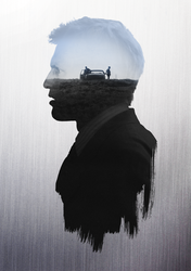 True Detective 'Hart' Character Poster by Circusbrendan