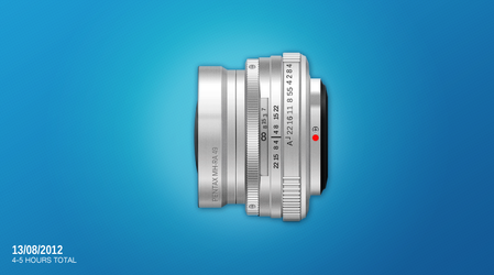 Icon - Pentax Lens by KriGH