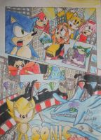 Sonic Adventure by SonicGod