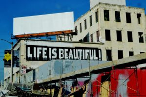 Life is Beautiful by TheSplitGemini