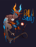 {ADOPT} Dual Synergy [CLOSED] by WellHidden