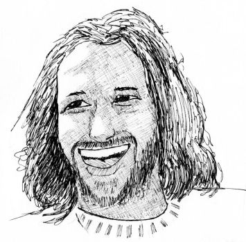 Paul Rudd illustration by TheNoirGuy