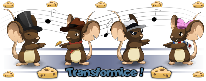 Transformice : Dance by meli